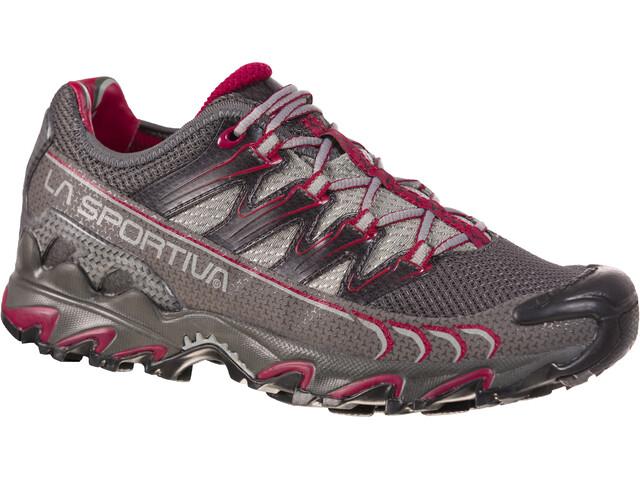 La Sportiva Ultra Raptor Chaussures de trail Femme, carbon/beet